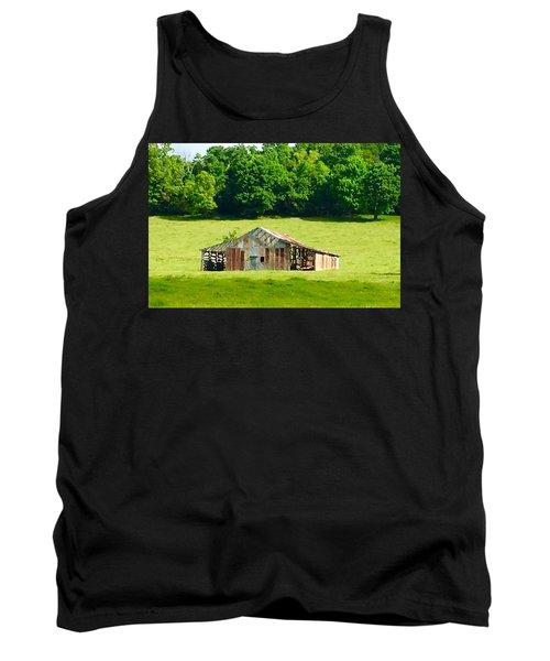 Beautifully Noble Barn Tank Top