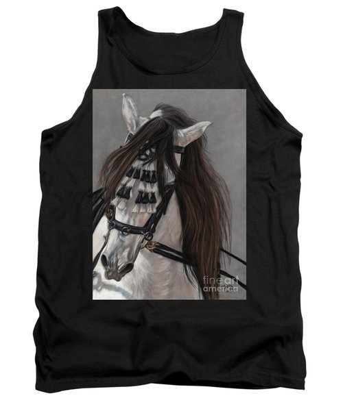 Tank Top featuring the painting Beauty In Hand by Sheri Gordon