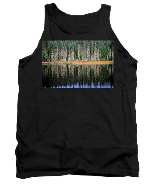 Beauty In Idaho Bog Tank Top