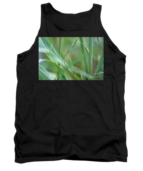 Beauty In Simplicity Tank Top by Sheila Ping