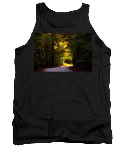 Beauty In The Forest Tank Top