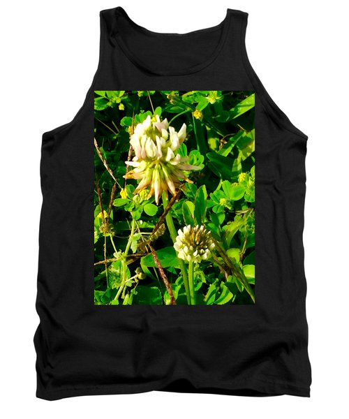 Beauty In Weeds Tank Top