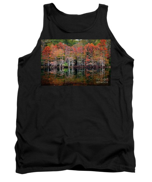 Beaver's Bend Cypress Soldiers Tank Top