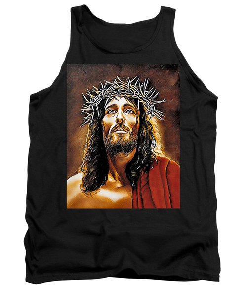 Because He Loves You Tank Top