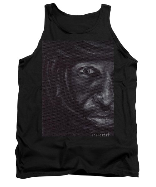 Tank Top featuring the painting Bedouin by Annemeet Hasidi- van der Leij