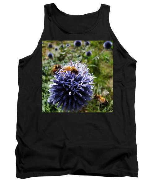 Bee Circles Tank Top