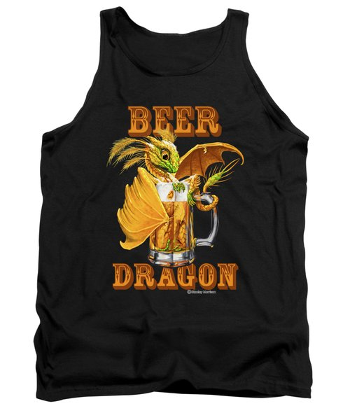 Beer Dragon Tank Top