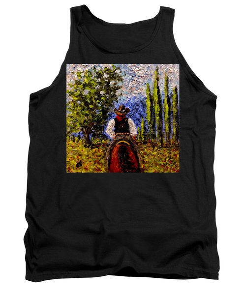 Before The Sun Goes Down.. Tank Top
