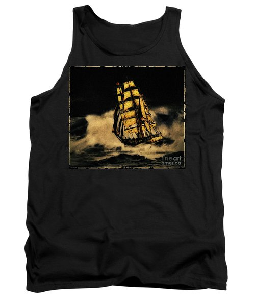 Before The Wind Tank Top
