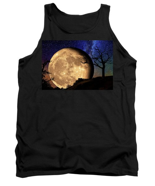 Bella Luna From Another World Tank Top