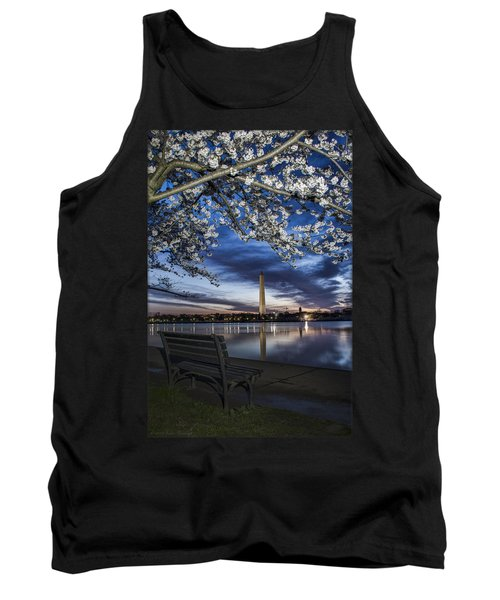 Bench With A View Tank Top