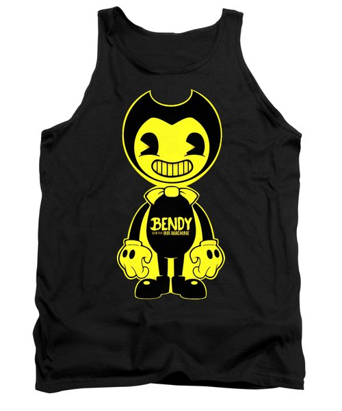Bendy And The Ink Machine Tank Top