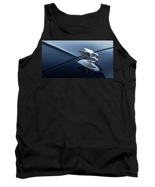 Bentley Flying B Tank Top by Douglas Pittman