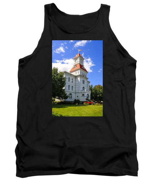 Benton Couty Courthouse Tank Top