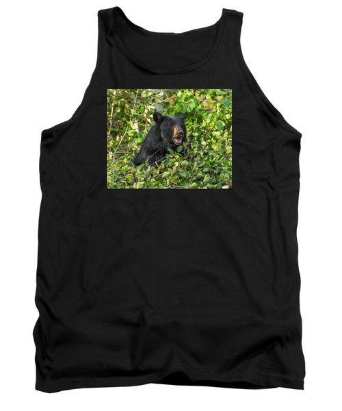 Tank Top featuring the photograph Berry Good by Yeates Photography