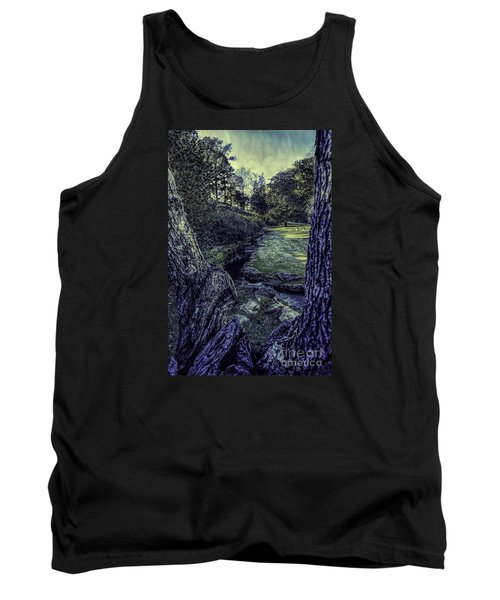 Between The Branches Tank Top