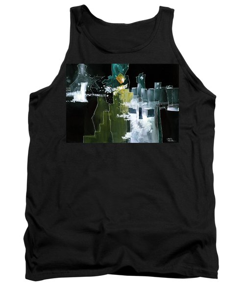 Beyond Horizons Tank Top by Anil Nene