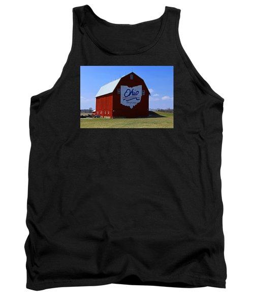 Bicentennial Barn  Tank Top
