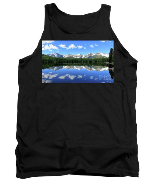Bierstadt Lake In Rocky Mountain National Park Tank Top by Ronda Kimbrow
