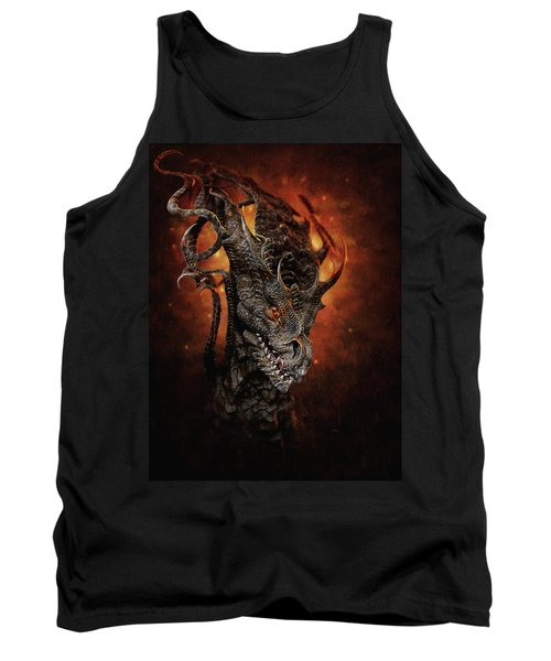 Big Dragon Tank Top