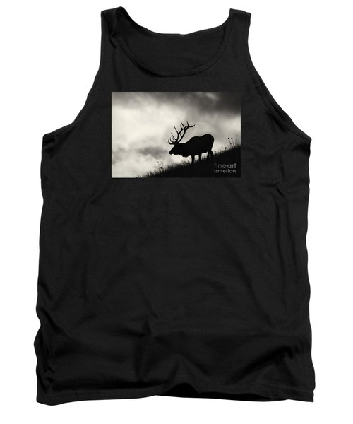 Tank Top featuring the photograph Big Sky by Aaron Whittemore