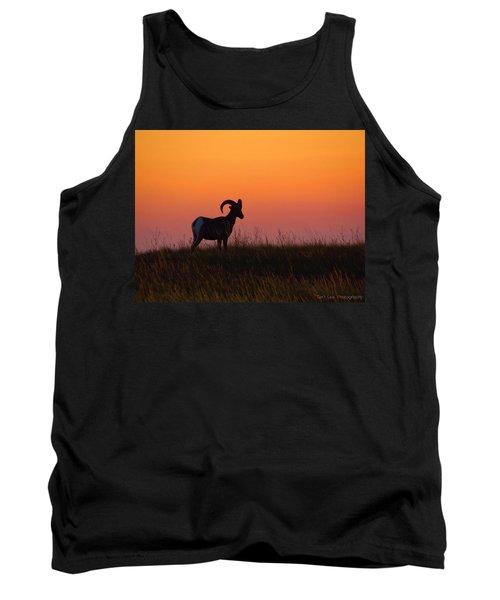 Bighorn Sunset Tank Top