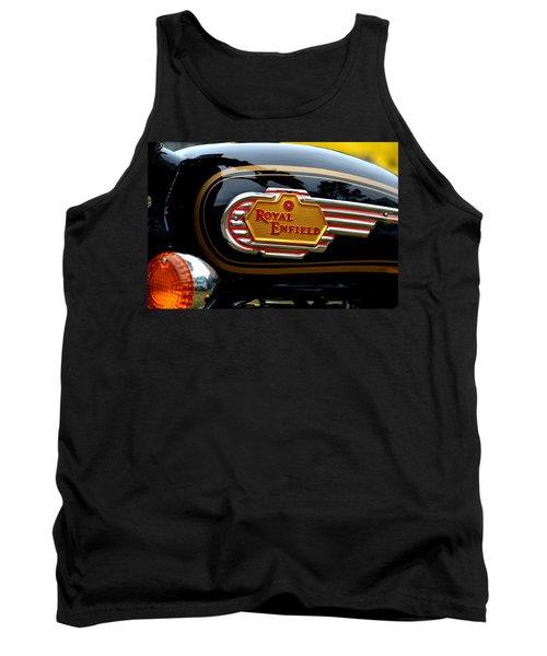 Bike Tank Tank Top by Dean Ferreira
