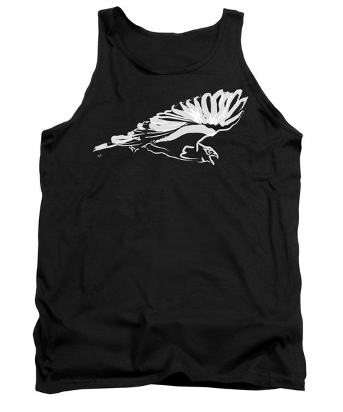 Bird Buzzard  Tank Top