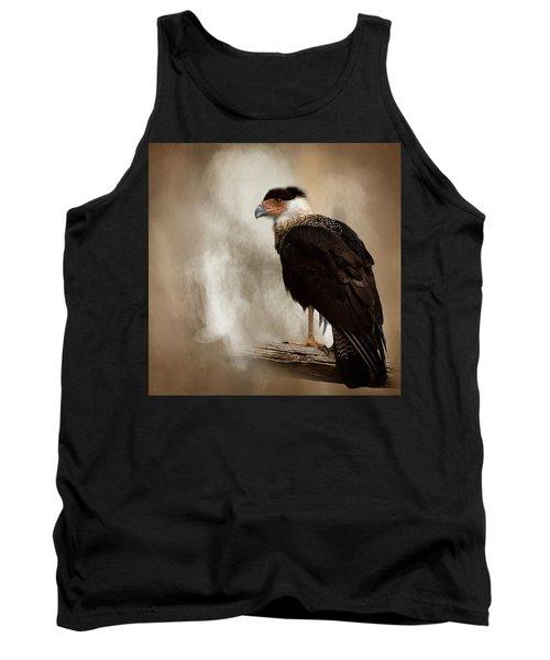 Bird Of Prey Tank Top by Cyndy Doty