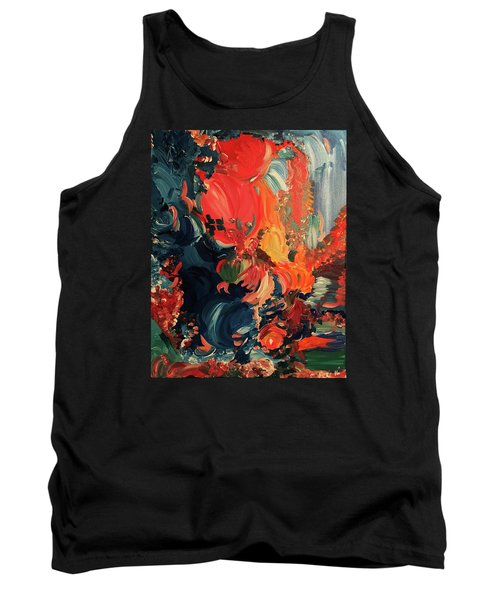 Birds And Creatures Of Paradise Tank Top