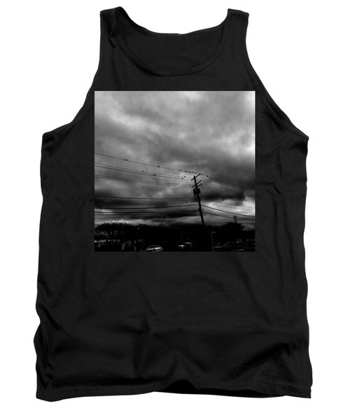Birds On A Wire 2018 Tank Top