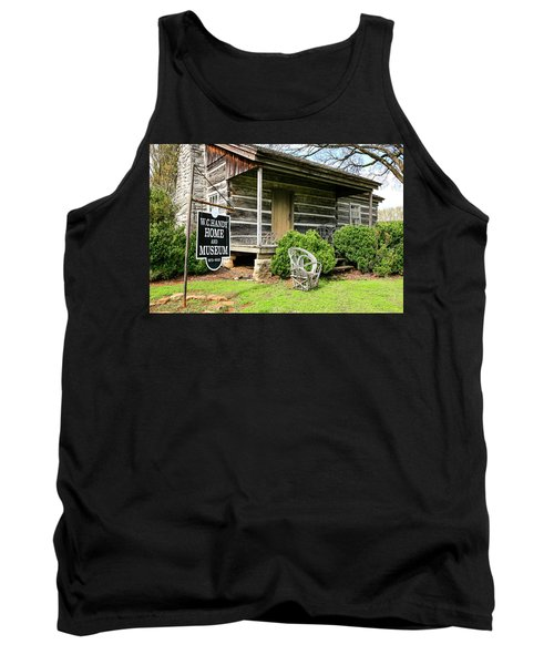 Birthplace Of Wc Handy Tank Top