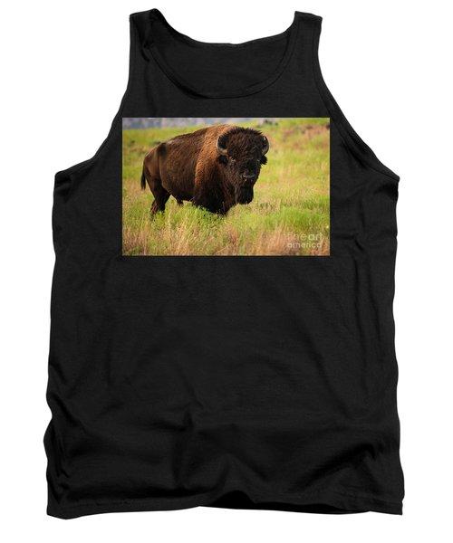 Bison Prime Tank Top