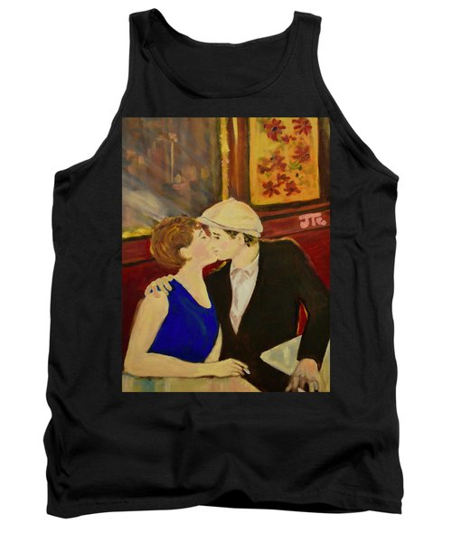 Bisou Tank Top by Julie Todd-Cundiff