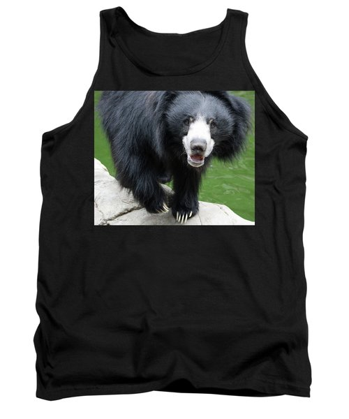 Sun Bear Tank Top by Inspirational Photo Creations Audrey Woods