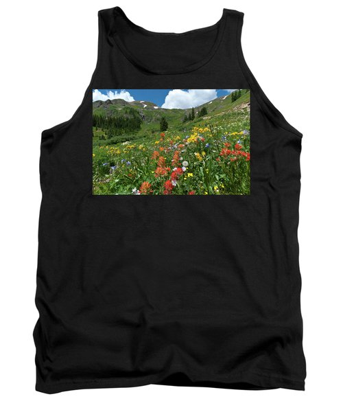 Black Bear Pass Landscape Tank Top