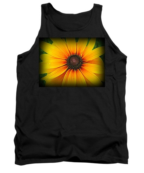 'black Eyed Susan' Tank Top