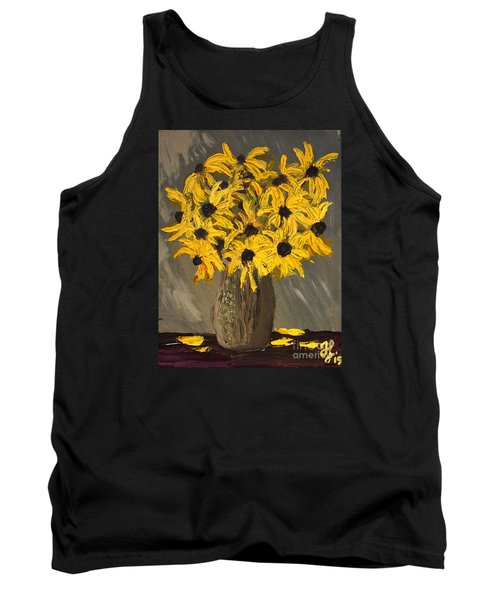 Black-eyed Susans Tank Top