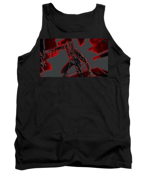 Black Panther 1a Tank Top
