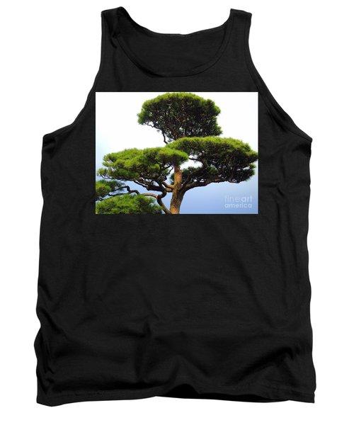 Black Pine Japan Tank Top