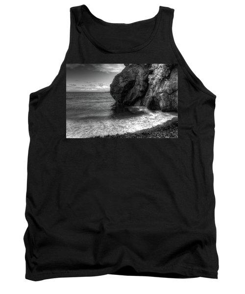 Black Sand Beach Tank Top