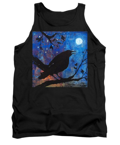 Blackbird Singing Tank Top