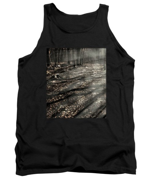 Blair Witch Over There Tank Top