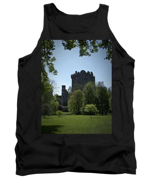 Blarney Castle Ireland Tank Top