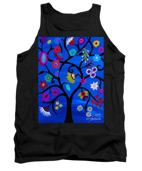 Blessed Tree Of Life Tank Top