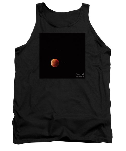 Blood Moon Tank Top by Angelo DeVal