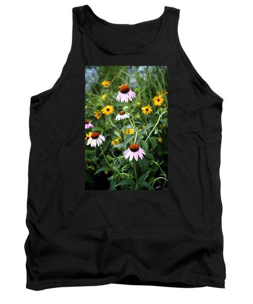 Blooms Tank Top