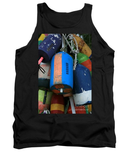 Blue Buoys Tank Top