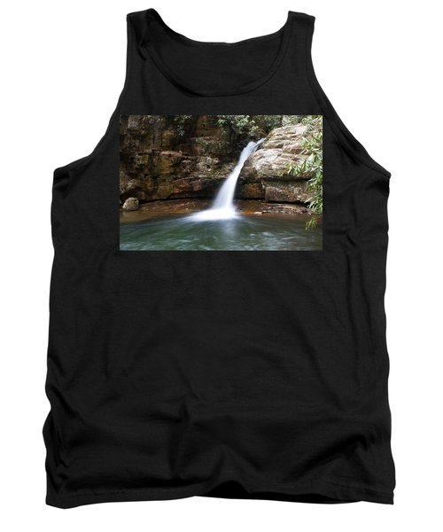 Tank Top featuring the photograph Blue Hole In Spring #1 by Jeff Severson