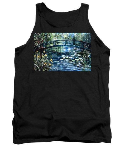 Blue Lagoon Tank Top